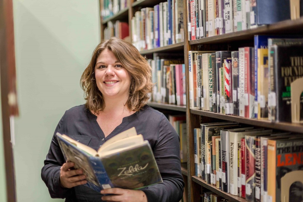 Librarian Nora Murphy On Source Literacy
