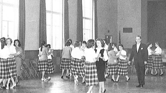 1960s Foxtrot