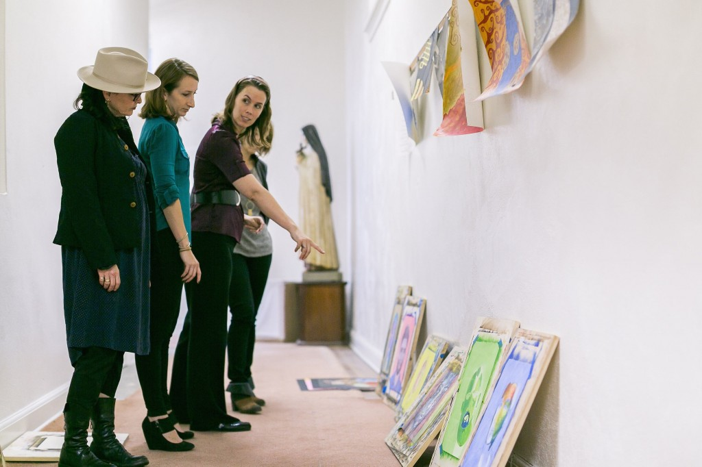 alumnae artists