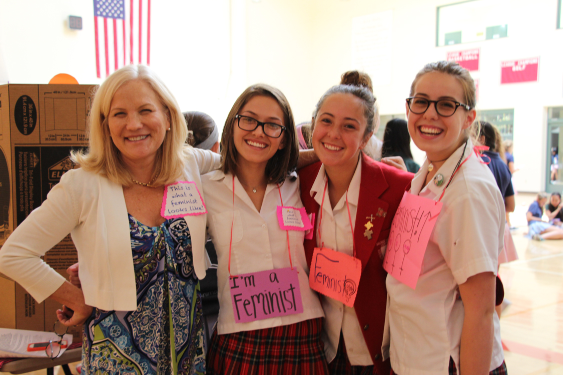 feminists in action club