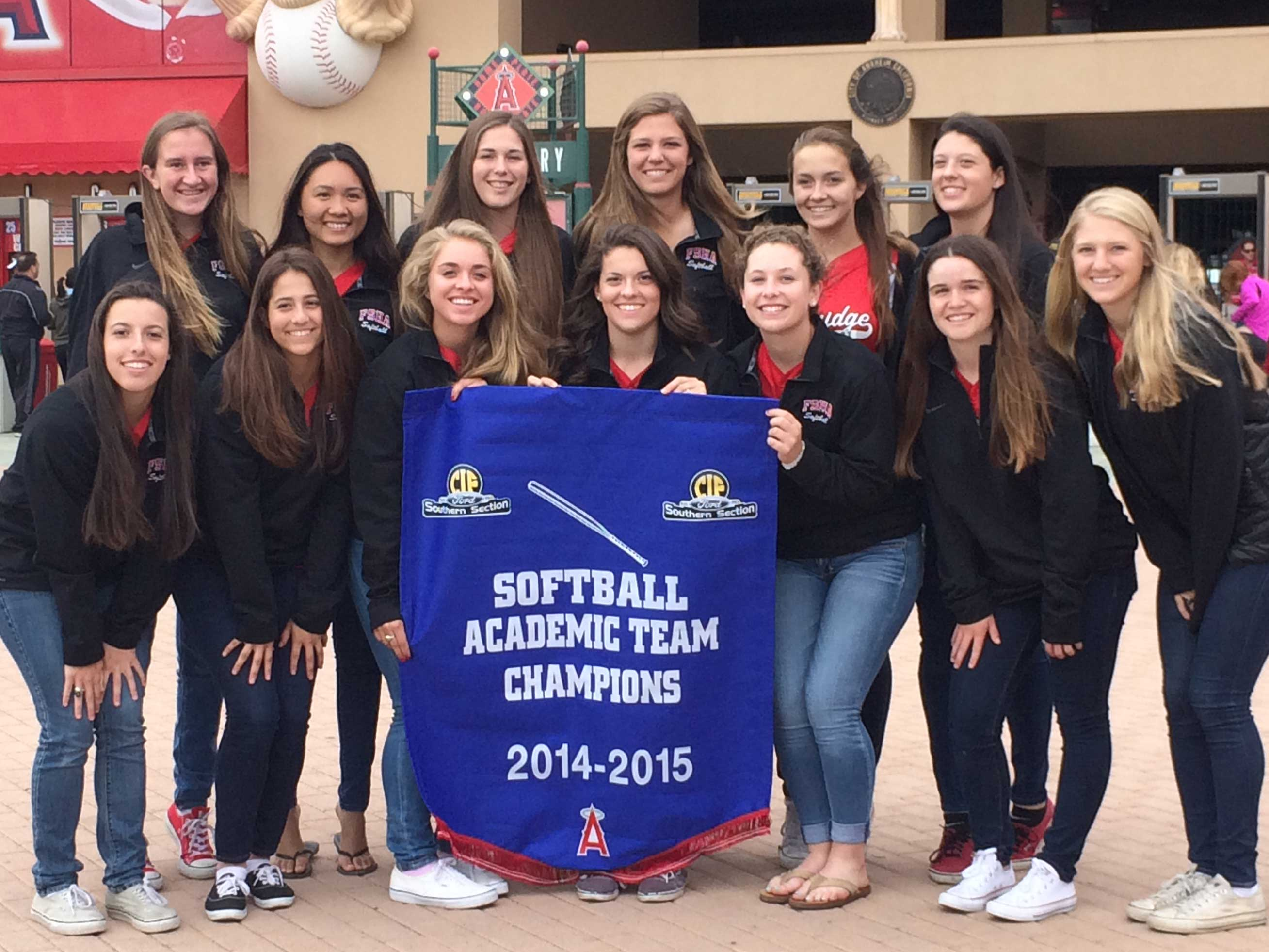 2015 CIF Southern Section Team Academic Champions