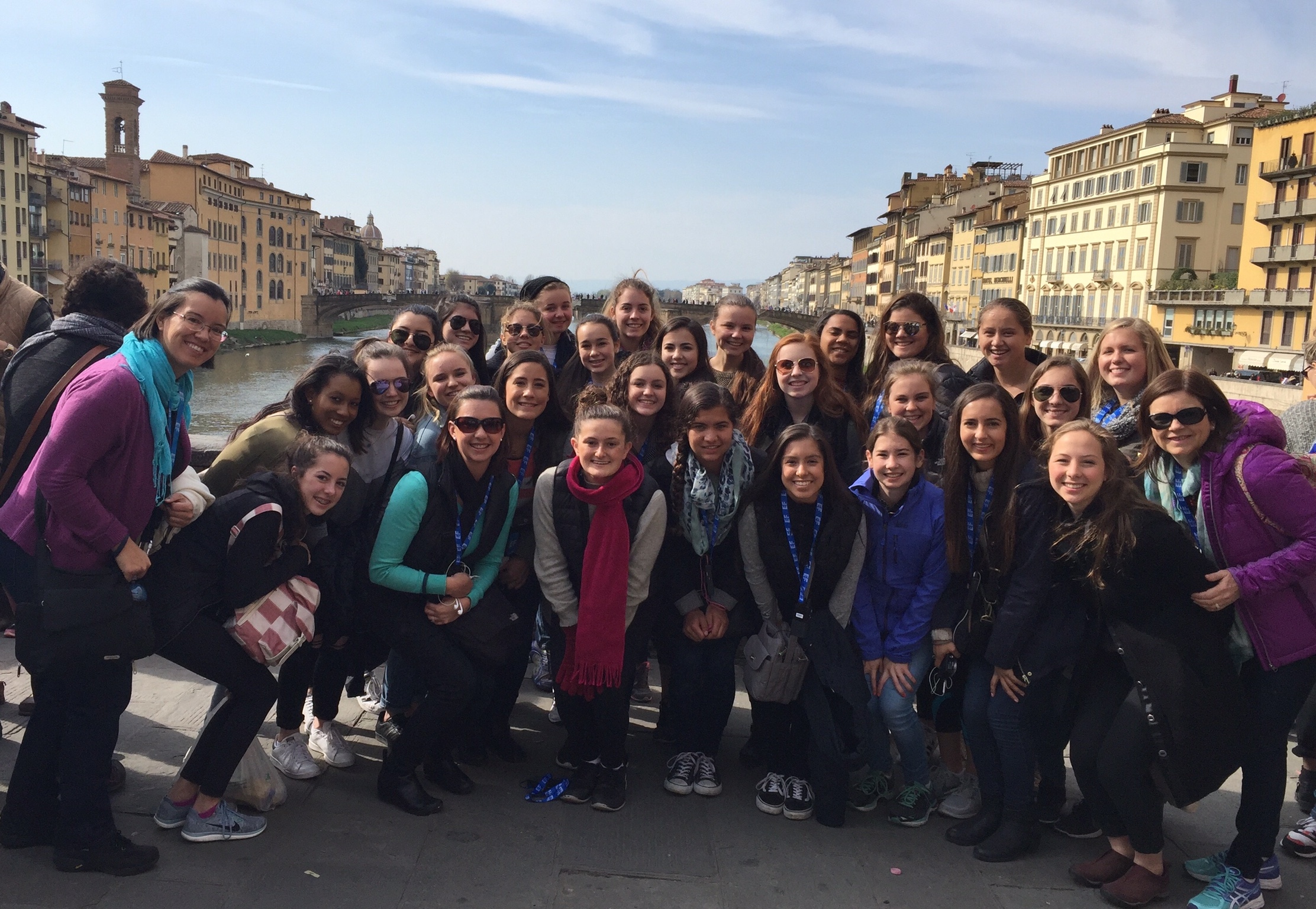 religion classes at FSHA travel through Italy