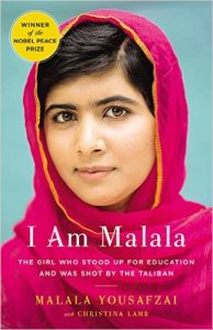 Day of the Girl Book Recommendation: I Am Malala