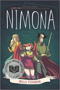 Spring Break Reading: Nimona