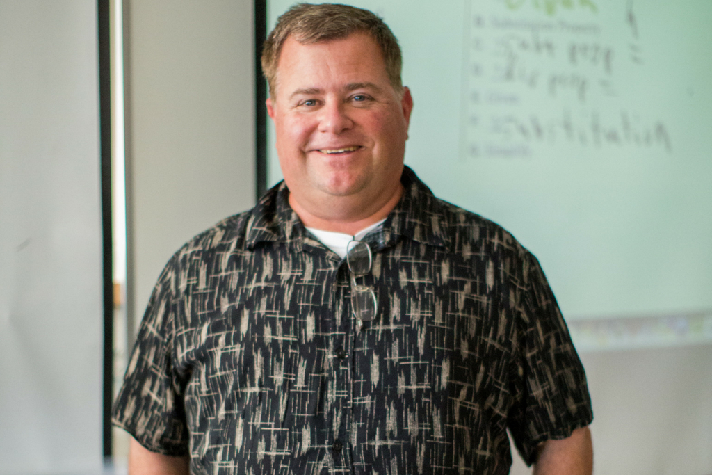 John Robb math teacher Flintridge Sacred Heart Academy