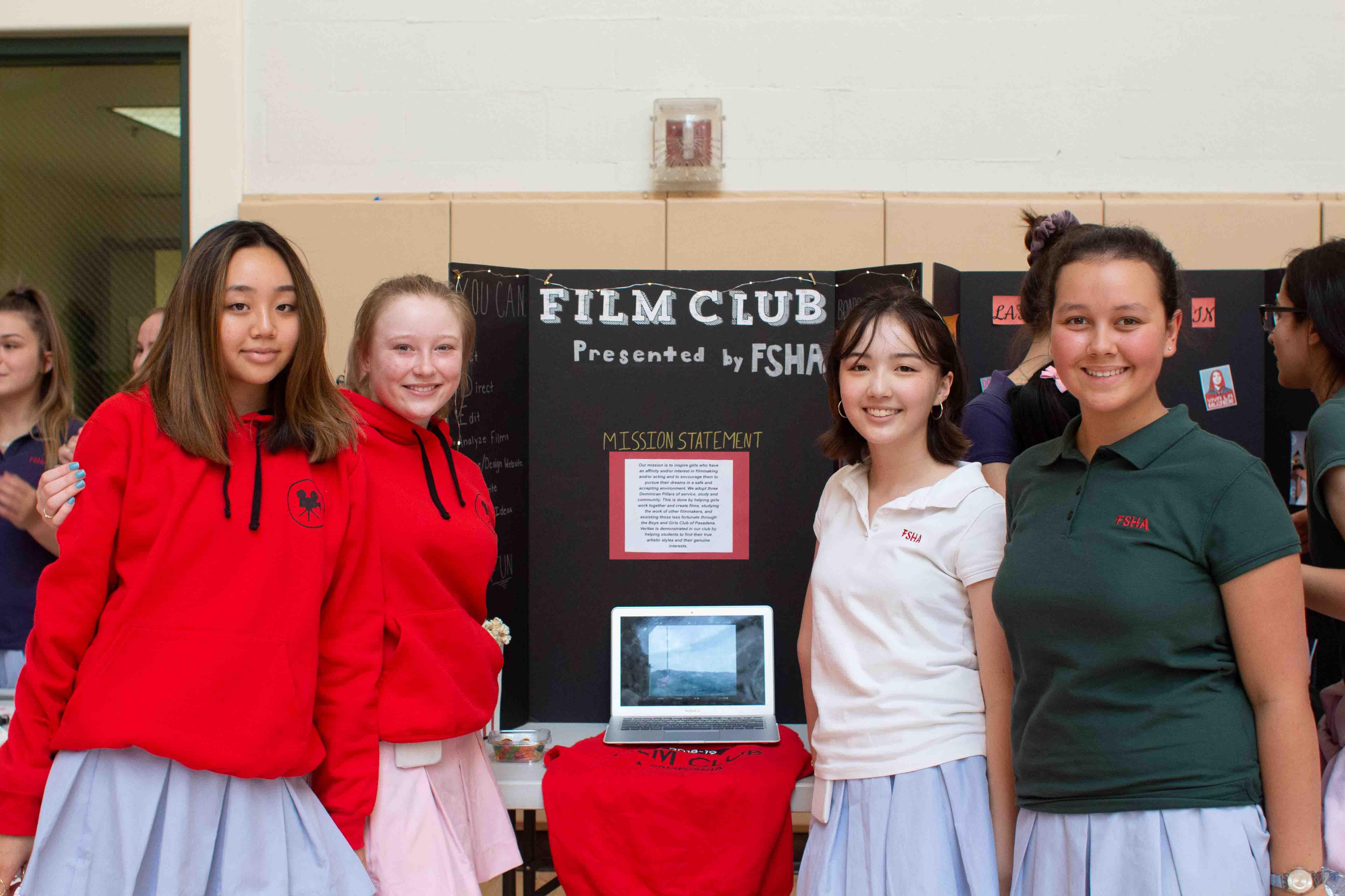 Film Club Flintridge Sacred Heart