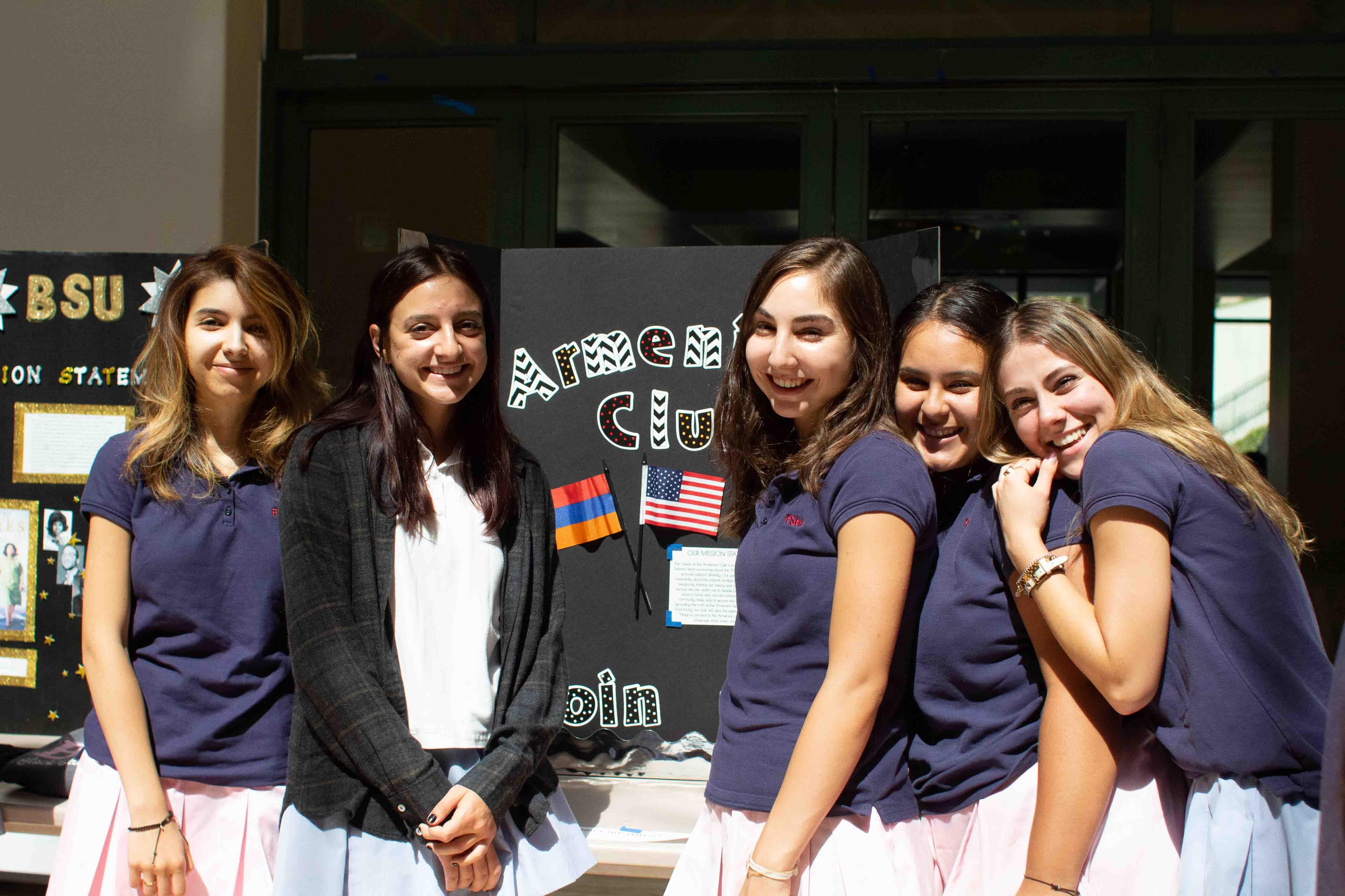 Armenian Club Flintridge Sacred Heart